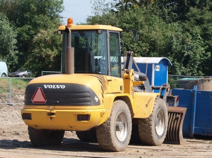 Volvo L45 wheeled loader