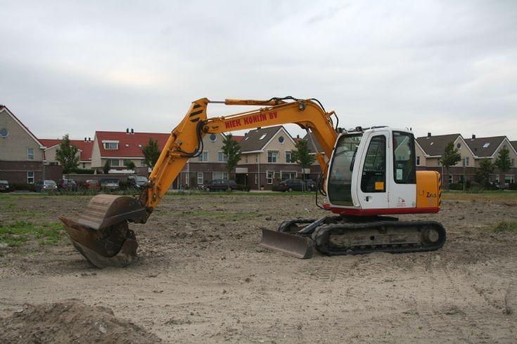 Hitachi Zaxis 70 LC excavator
