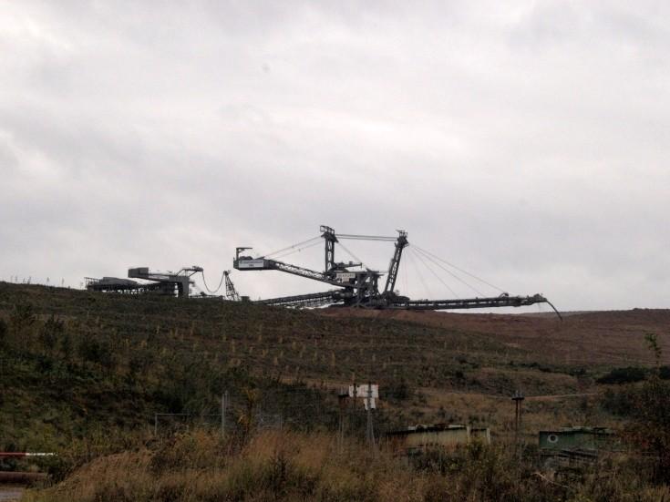Rheinbraun Krupp 761 excavator