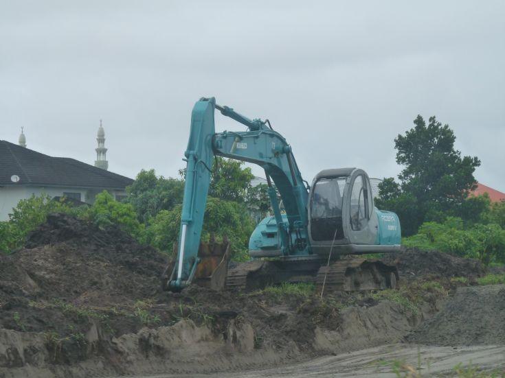 Kobelco Acera Mark V Excavator