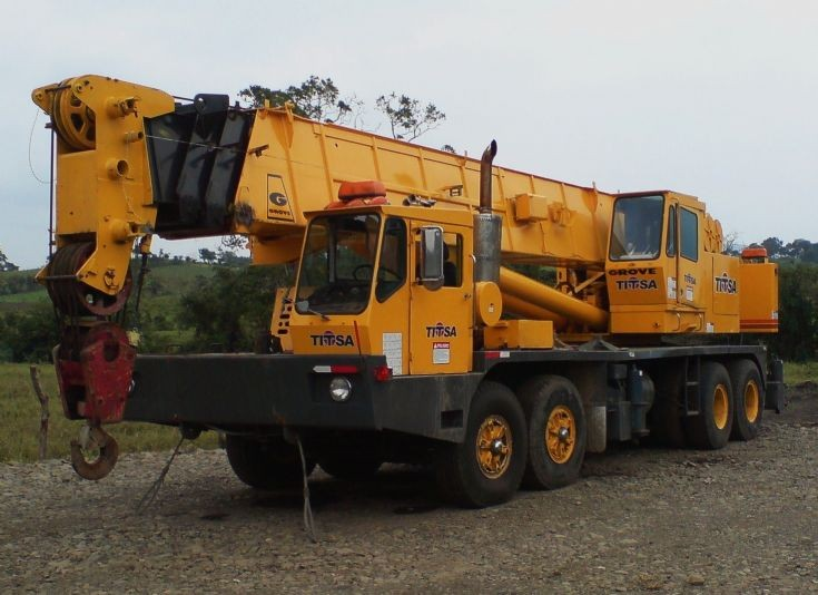 Construction  Excavation and Demolition MachinesDemolition Crane