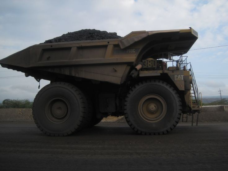 Cerrejon Coal Mine, Colombia