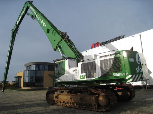 CAT 385B UHD, excavator caterpillar 385b uhd at BIG Machinery