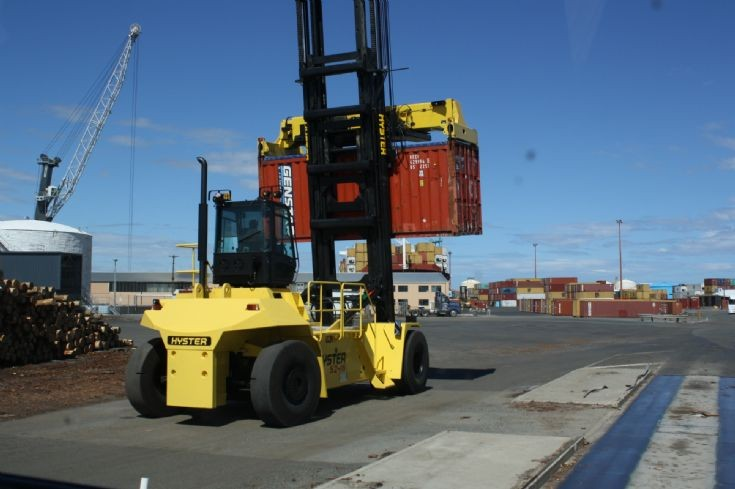 Hyster 52-16 in New Zealand