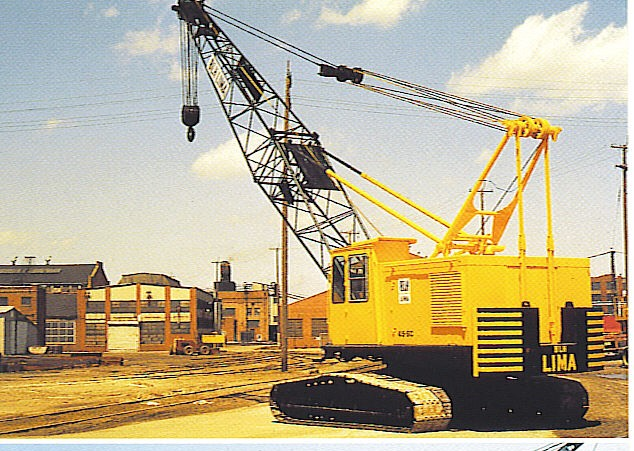 BLH Lima 45sc at the plant
