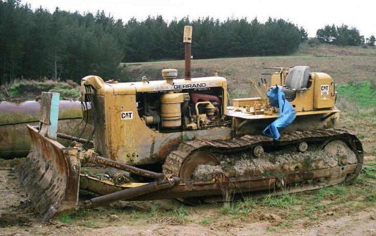 Caterpillar D8-15A