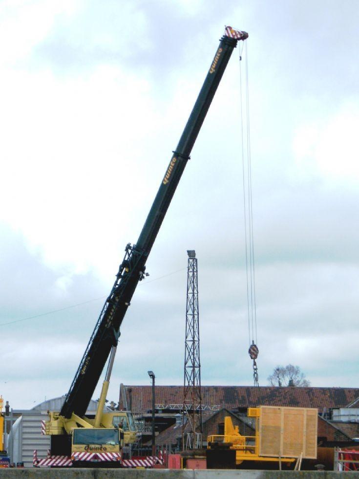 Quinto mobile crane     21/9/2011