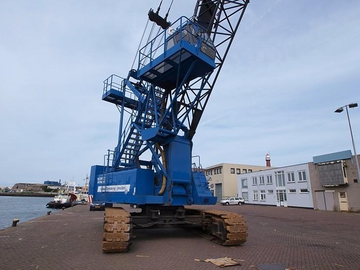 track crane Hitachi SCX900H