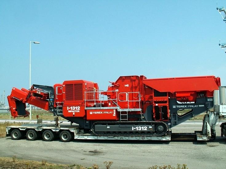 Terex Finlay i-1312 impactor