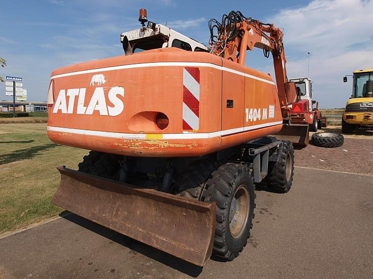 Atlas 1404 M for sale