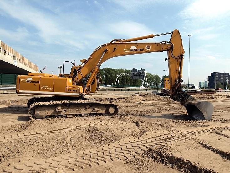 Hitachi Zaxis 250Lc excavator