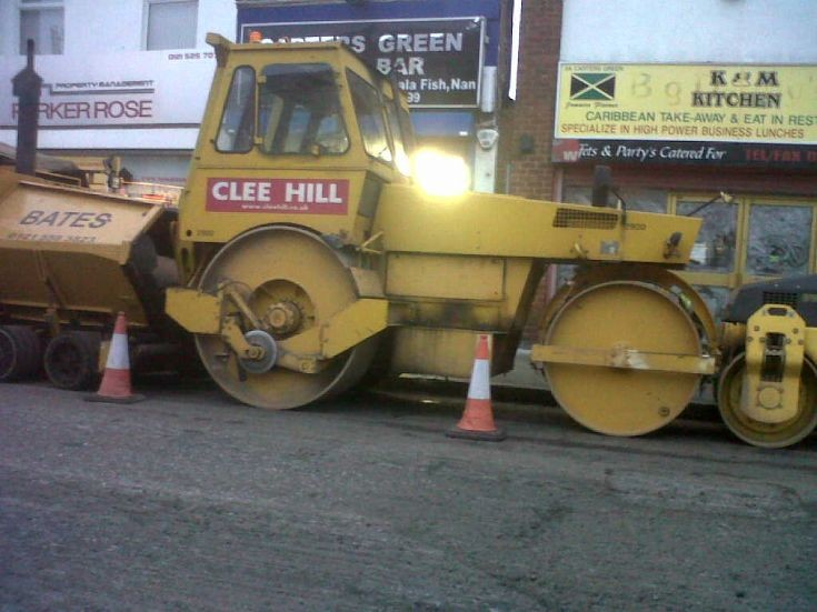 Clee Hill Road Roller