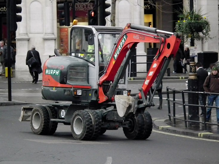 Digger on the Square