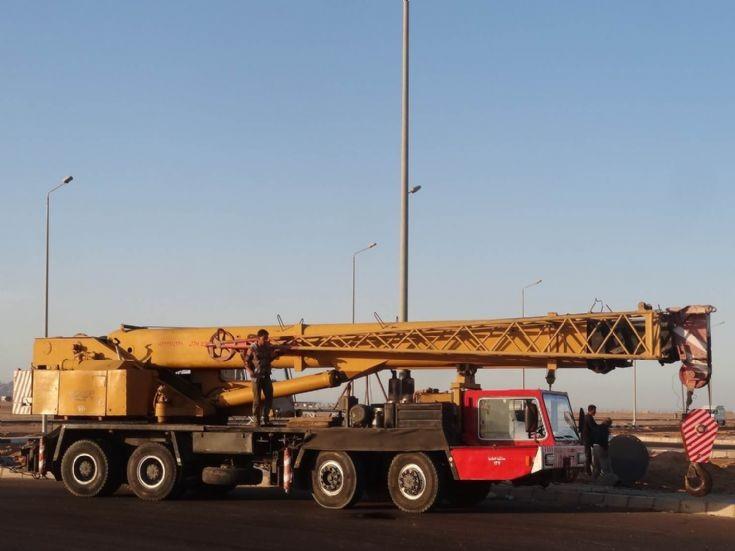 Demag Crane - Egypt