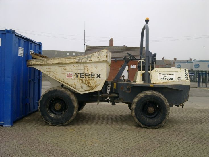 Terex at Withensea