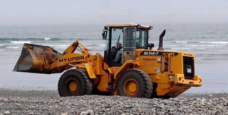 Hyundai HL740-7 - 1 of 2
