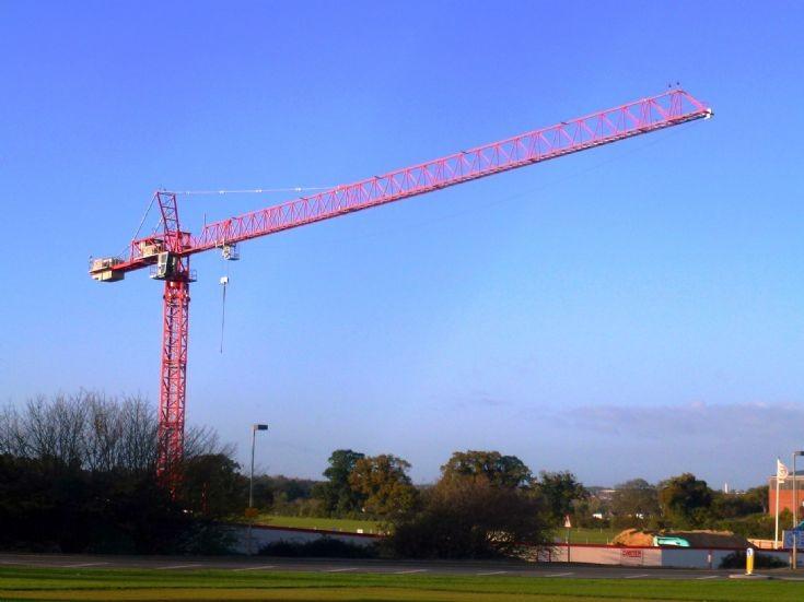 Tower Crane    15/11/2013