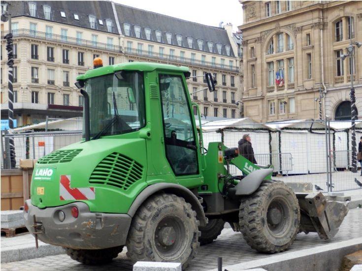 Wheel Loader - France