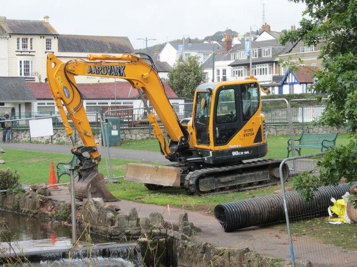 AArdvark excavator