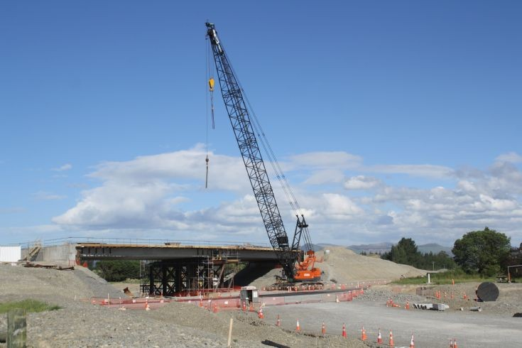 Hitachi CX1800 Crane