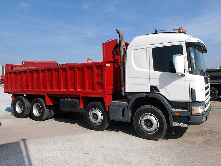 Used Scania 114c 340 Truck