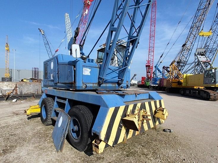 Nellen 151 Crane